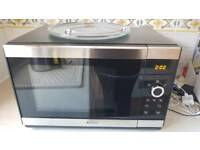 NEW 28 litre Microwave Combination oven and grill Hotpoint HD LINE