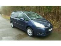 Citreon c4 Grand Picasso 7 Seats