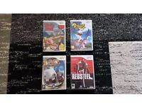 Nintendo Wii Games Bundle