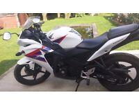 Honda CBR125 2012 - White