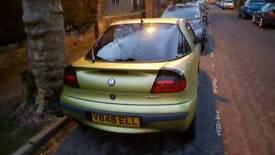 Vauxhall tigra 1.4 Automatic