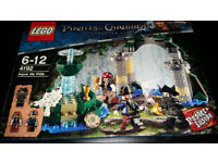 Lego Pirates of the Carribean - Fountain of Youth 4192