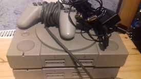 Joblot of consoles and games for sale £40