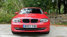 BMW 1 Series - New MOT and Service - Great Condition