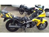 Old faithful FJ1200 3XW non-ABS, needs tank and attention and good home!