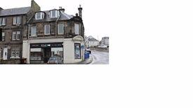 Town centre second floor 1 bed flat £400pcm