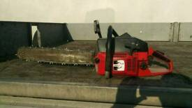 Jonsered chainsaw 630v (61.5cc)