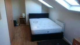 Attic Double Room - Available January 1st