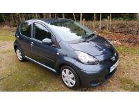 Toyota Aygo (ice) EXCELLENT CONDITION FSH LONG MOT. 3 MONTHS WARRANTY INCLUDED