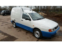 2001/Y Volkswagen Caddy 1.9 Diesel only 1 owner **CALL 07956 158103 **