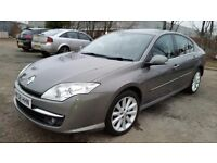 2009 RENAULT LAGUNA 2.0 DCI [150] 1 YEARS MOT & SERVICED-SAT NAV - LEATHER - CRUISE(PART EX WELCOME)