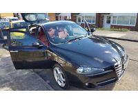 Alfa Romeo 147 2.0 T.Spark Lusso 5dr, LONG MOT, BARGAIN, luxury car for a little price