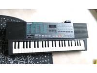 Yamaha vss 200 FM sampling keyboard synthesiser retro vintage