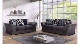 * THE HOME IS HEART BLACK FRIDAY 2017 SALE ** CORNER SOFAS OR 3+2 SEATER SOFA SETS * FREE DELIVERY *