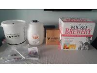 Brand new micro brewery kit great gift/hobby