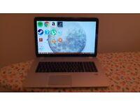 HP ENVY 17-j121na TouchSmart Laptop - 17.3'' Full HD 60Hz screen - 2 x 1Tb HDD - GeForce 840M