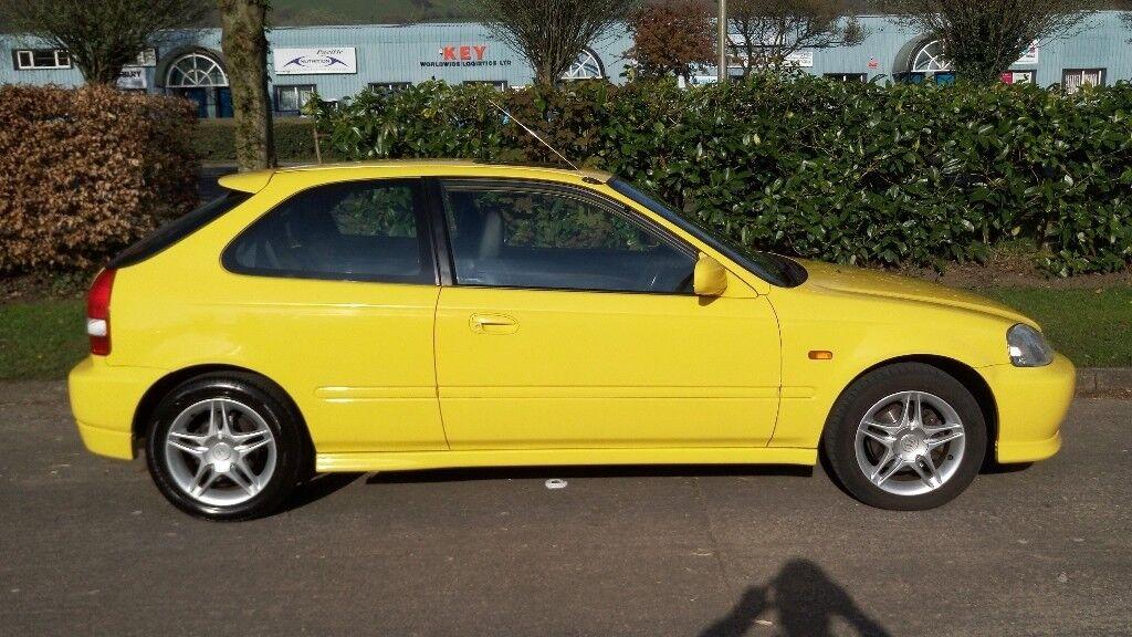Honda Civic Jordan 1.6