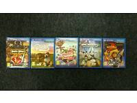Sony PS Vita games x 5 £10 each or £40 the lot