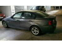BMW 318 SERIES, GREY, PETROL 2.0 LITRE