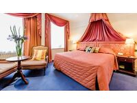 Part-time Room Attendant/Chambermaid/Cleaner for Boutique Hotel - £7.50 Per Hour