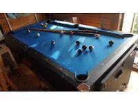 7ft Pool / Air Hockey Table