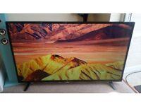 Finlux 55 Inch Ultra HD Smart Netflix 4K LED TV Freeview Play