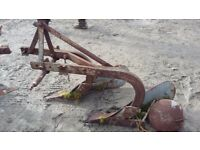 Ferguson plough 2 furrow