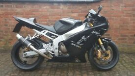 2003 KAWASAKI ZX6R B1H 12 MONTHS MOT BRAND NEW TYRES AND PADS ALL ROUND