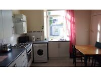 Self contained 1 bedroom flat. Sunny aspect, quiet road. Exclusive garden front & rear with storage