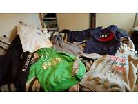 Superdry, hollister, nike plus more. Jumpers, jeans, tshirts trainers