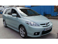 2007 56 MAZDA 5 FURANO 2.0 MPV 7 SEATER (CHEAPER PART EX WELCOME)