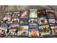 Blu-ray DvD movies