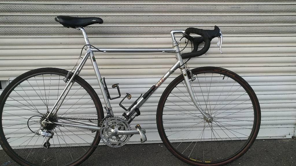 F. W. Evans 531 Cyclocross Bike