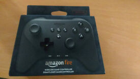 Amazon Fire Controller