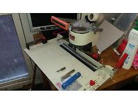 lihit mm paper drill--not heidelberg polar ideal horizon