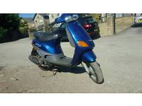 Piaggio zip mk1 50cc great scooter 12 month not drive away