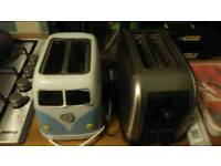 Free stuff! Toaster/dvd player/handheld hoover