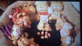 Garfield soft toys