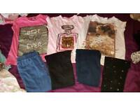 Girls clothes 8-9