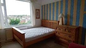 Double furnished room let in Parkstone.