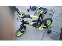 "KIDS BIKE GREAT CONDITION ""AVIGO 14"" WHEEL"