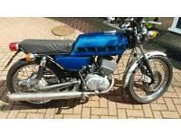 Yamaha rd 200 classic