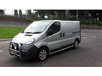 2006 VAUXHALL VIVARO 2700 CDTI 100 SWB*NO VAT*FINANCE AVAILABLE*