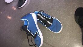 Blue Jordan Eclipse. Size 6