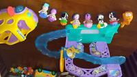 Bubble Guppies Toys