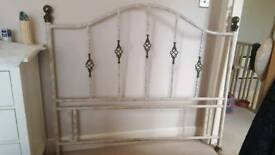 King size 5ft headboard/ bedstead