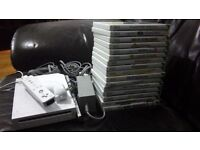 Nintendo wii and games only £35