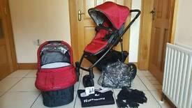 UPPA BABY VISTA TRAVEL SYSTEM