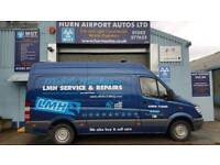 Hurn Airport Autos LTD- Reliable & Friendly Family Run Business