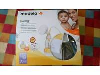 Medela swing electric 2 phase breastpump